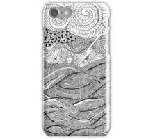 Boldness - duco divina doodle iPhone Case/Skin