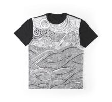 Boldness - duco divina doodle Graphic T-Shirt