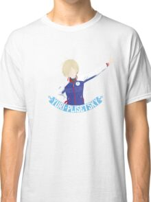 Yuri Plisetsky - Yuri!!! On Ice Classic T-Shirt