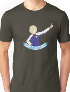 Yuri Plisetsky - Yuri!!! On Ice Unisex T-Shirt