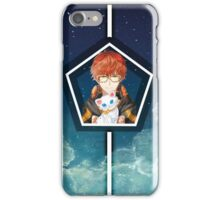 Mystic Messenger - Seven Polygon iPhone Case/Skin