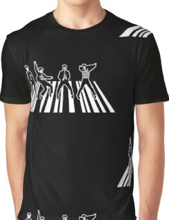 Elvis Beatles Graphic T-Shirt