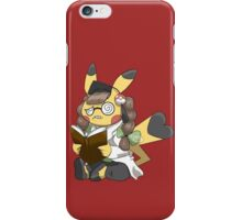 Doctor Pika iPhone Case/Skin