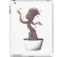 Dancing Groot iPad Case/Skin