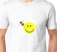 Bee Happy Unisex T-Shirt
