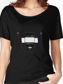 that syncing feeling.. Women's Relaxed Fit T-Shirt