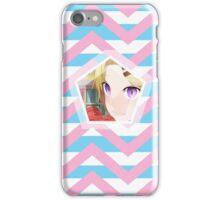 Mystic Messenger - Yoosung Cutie Zig Zag iPhone Case/Skin