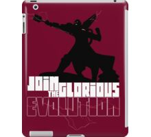 [V2] - Join the glorious evolution! iPad Case/Skin