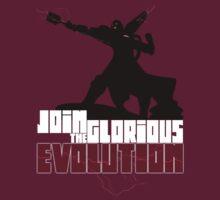 [V2] - Join the glorious evolution! T-Shirt