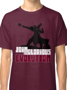 [V2] - Join the glorious evolution! Classic T-Shirt