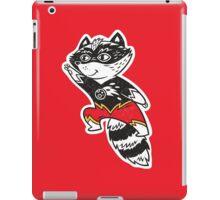 Super Raccoon iPad Case/Skin