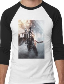 Battlefield One ! Men's Baseball ¾ T-Shirt