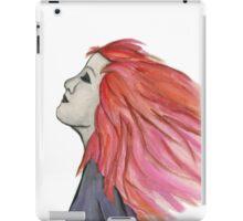 Mia Swier/Von Glitz Watercolour iPad Case/Skin