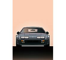 Modern Euro Icons Series Renault Alpine A310 GT Photographic Print
