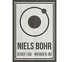Niels Bohr Photographic Print