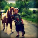 A Boy and his Pony by Susan S. Kline