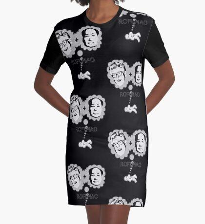 ROFLMAO Graphic T-Shirt Dress