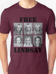 FREE LINDSAY  Unisex T-Shirt