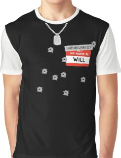 Fire at Will ! Graphic T-Shirt