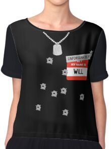 Fire at Will ! Women's Chiffon Top
