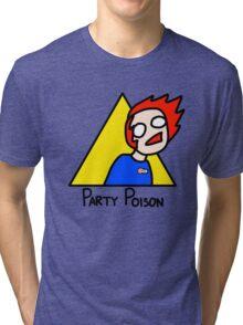 Party Poison Tri-blend T-Shirt