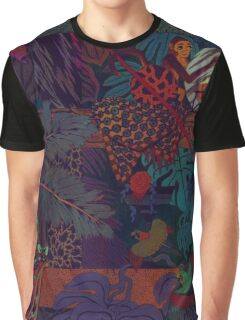 The Zaba Jungle Graphic T-Shirt
