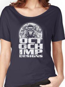 Octochimp Designs Women's Relaxed Fit T-Shirt