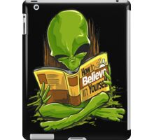 How to Believe in Yourself iPad Case/Skin