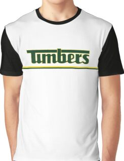 Portland Timbers 1982 Home T-Shirt Graphic T-Shirt