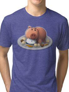 You're doing it wrong ! Tri-blend T-Shirt