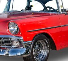 1956 Chevy Belair  Sticker