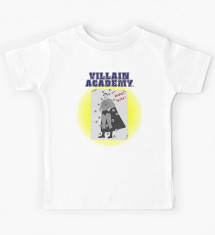 Villain Academy Kids Clothes