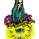 La Santa Muerte III by TheBeksor