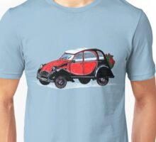 CHRISTMAS CITROËN Unisex T-Shirt