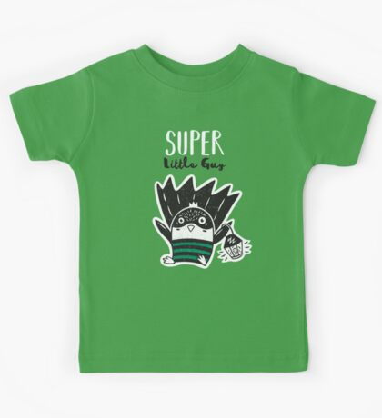Super Penguin Kids Tee