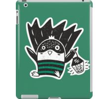 Super Penguin iPad Case/Skin
