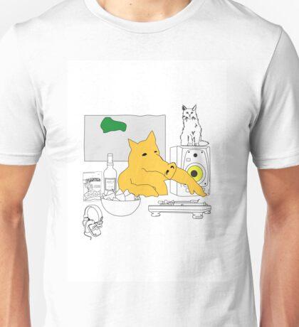Home Quas by FRENZ Unisex T-Shirt