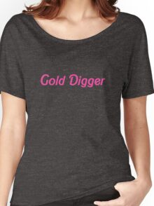 Gold Digger Women's Relaxed Fit T-Shirt