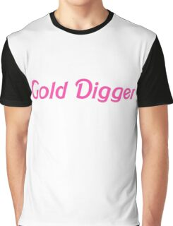 Gold Digger Graphic T-Shirt