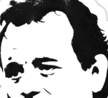 What Would Bill Murray Do?  Sticker