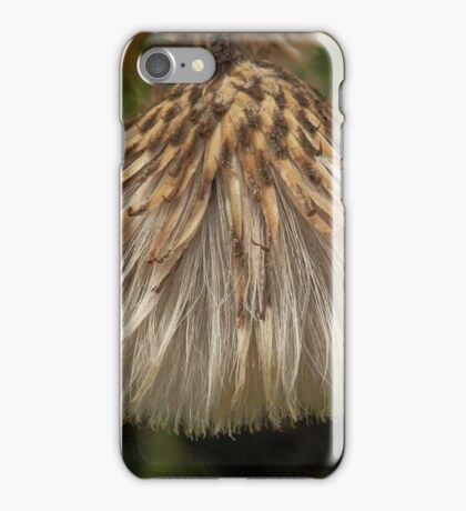 Nature's own sweep brush iPhone Case/Skin