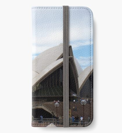 Sydney Opera House iPhone Wallet/Case/Skin