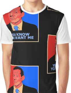 You know you want me Graphic T-Shirt