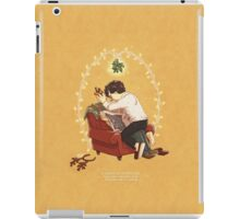 Boring Xmas and Dull New Year iPad Case/Skin