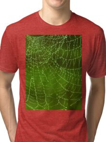 water web Tri-blend T-Shirt