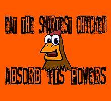 Smartest chicken by theJemmer