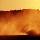 4.9.2014: Treshing VII by Petri Volanen