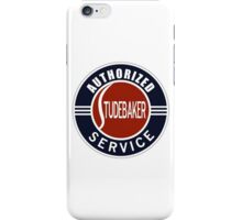 Authorized Studebaker Service vintage sign iPhone Case/Skin