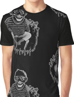 Monkeys ... always up to no good ... Graphic T-Shirt