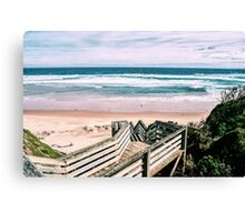 Stairway To Paradise 1 Canvas Print